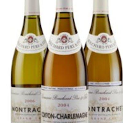 Bouchard, Montrachet & Corton-Charlemagne
