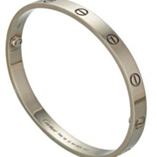 CARTIER 'LOVE' BANGLE BRACELET