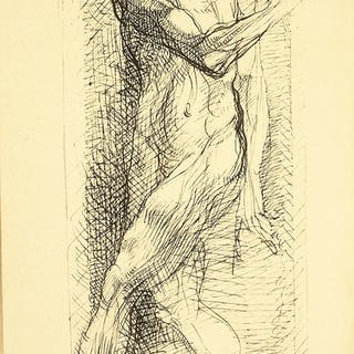 BAUDELAIRE, Charles (1821-1867) – RODIN, Auguste (1840-1917)...