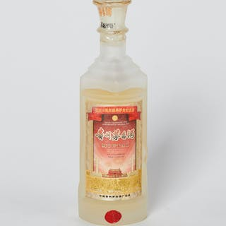 The Celebration of 50th National Day of China Moutai 1999 1 bottle