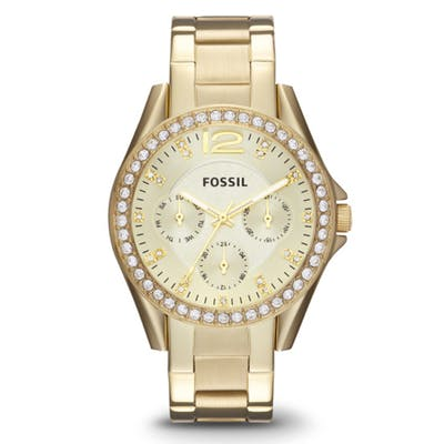 fossil klocka pris