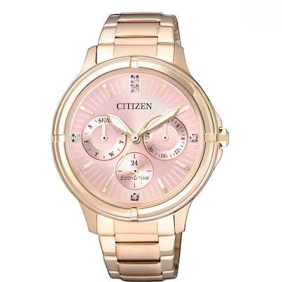 Reloj Citizen Eco Drive Lady FD2033-52W