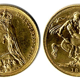 1888M sovereign