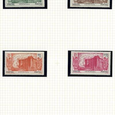 NIGER 1921-39