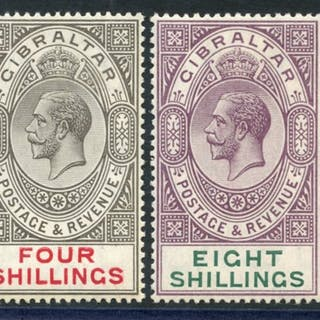 1912-24 MCCA set