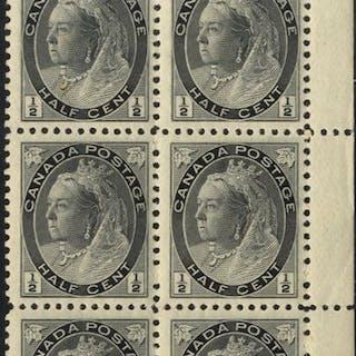1898 ½c black