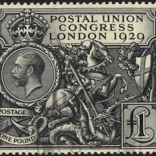 1929 PUC £1