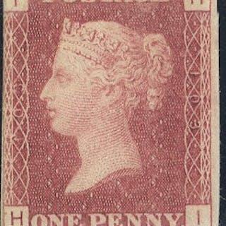1867 Paris Exhibition Proof SGDP38
