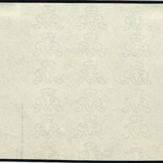 1912 Simple Cypher Watermarked Paper