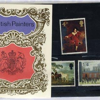 1967 Paintings Presentation Pack
