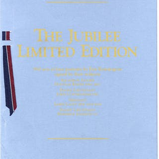 WWII - The Jubilee Limited Edition portraits (signed) Douglas Bader