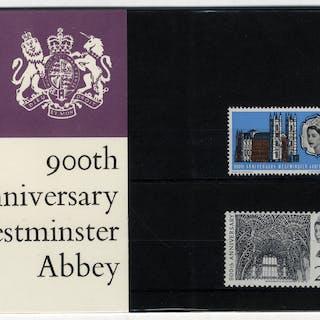 1966 Abbey Presentation Pack
