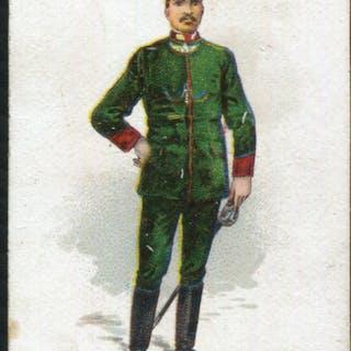 Robert Sinclair 1899 Policemen of the World No.5 Turkish Policeman