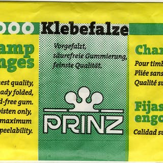 PRINZ - Pack of 1000 Stamp Hinges