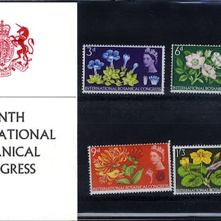 1964 Botanical Presentation Pack