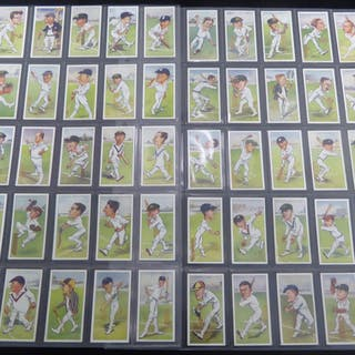 1926-38 Player Cricketers by RIP, (200)