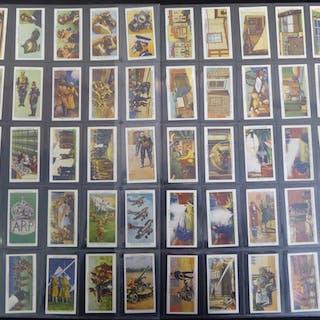 1924-39 Ogdens x5 sets, (200)