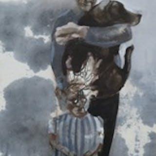 Le fils, son chien et sa soeur - Manon Guillet