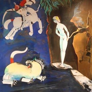 Persée et Andromède - Christian Fumagalli