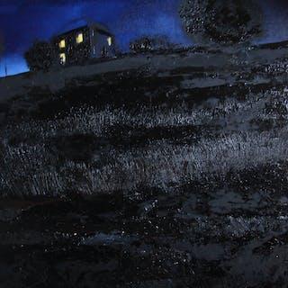 La maison allumée - David Géry