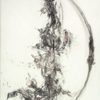 Sans titre (serie Iris Latifolia) - Sylvie Testamarck