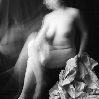 Extrait de la série « L'oeuvre » - Eve Morcrette