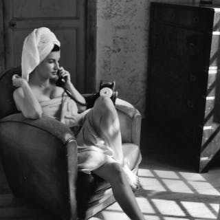 Au Téléphone - Catherine Camus