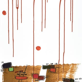 Série « Jardins rêvés » 6 - Martine Mikaélian