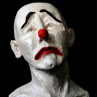 The Clown - Muriel Bedat