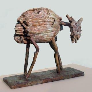 L'âne battu - Milo Dias