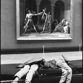 Casus Belli, Musée du Louvre - Bernard Drouillet