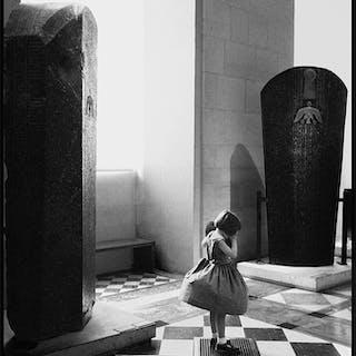 Petite Marilyn, Musée du Louvre - Bernard Drouillet