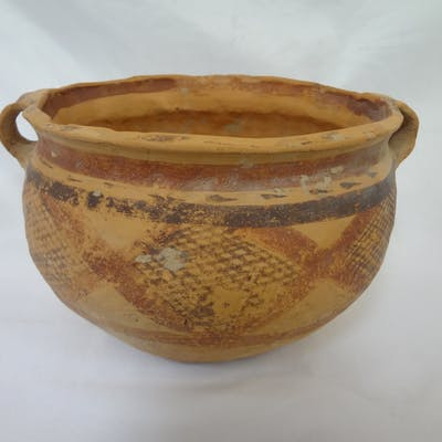 Chinese Neolithic Age Pottery Vessel, All, >, Fine Art and Antiques, Oriental 2