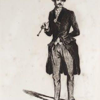 (Sulpice Guillaume Chevalier, dit) Paul GAVARNI