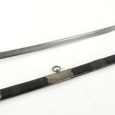 William IV 1822 Pattern Infantry Officer`s Sword