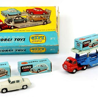 Corgi Major Toys Gift Set No