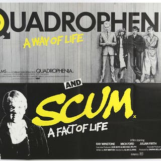 The Who's Quadrophenia (1979) with Phil Daniels & Scum (1977) with Ray Winstone