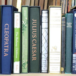 The Folio Society books