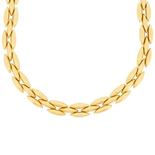 Cartier Gentiane Necklace in 18 Carat Yellow Gold