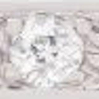 Art Deco Diamond Full Eternity Ring, c.1920s