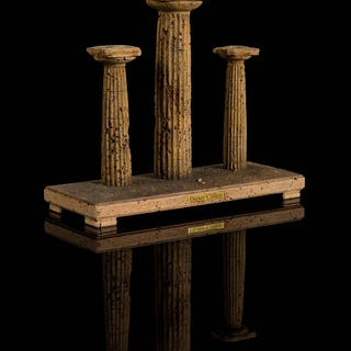 Dieter Cöllen - Die Drei Säulen von Paestum