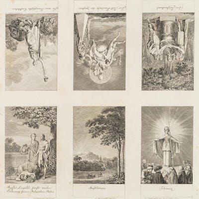 Daniel Nikolaus Chodowiecki - Sechs grosse Begebenheiten des vorletzten