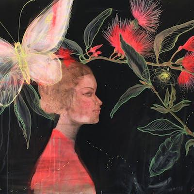 Gro Mukta Holter - Papilon de children