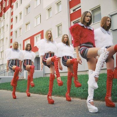 Michal Pudelka - Untitled - ramme og uv-glass tilkommer (se motivkommentar)