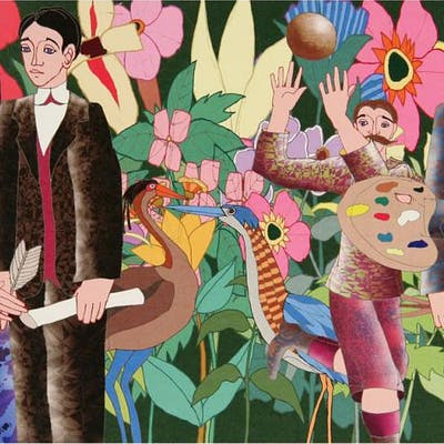 Trond Botnen - Maleren betrakter verden II