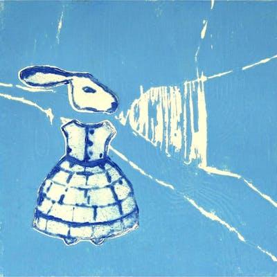 Elisabeth Omdahl - Blå tilstand