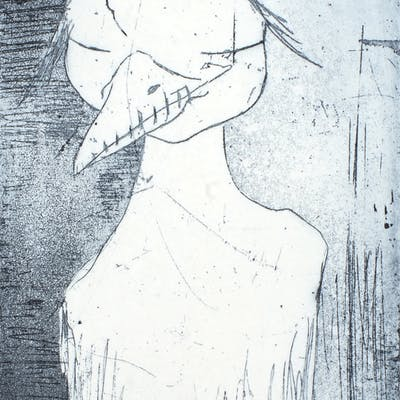 Anja Cecilie Solvik - Silent bird