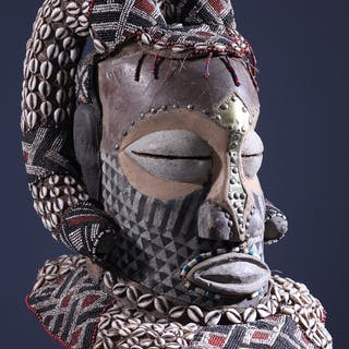 Masque Bwoom Kuba (N° 10764)