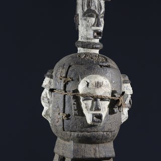 Boîte reliquaire Igbo (N° 11434)