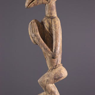 Statue africaine Senoufo (N° 11606)